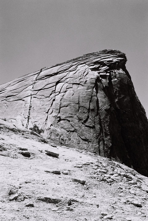 Half Dome. Yosemite NP, USA 1999