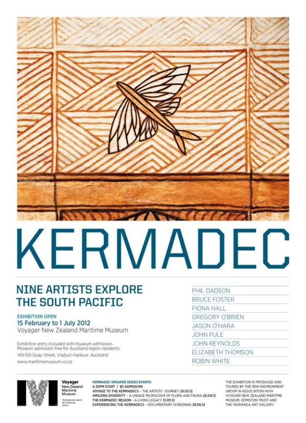 Kermadecs in Auckland