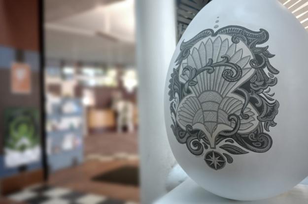 Egg at WCC